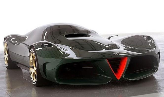 Alfa Romeo superdeportivo