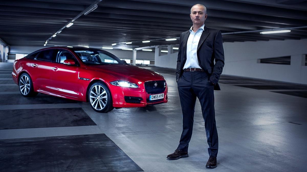 José Mourinho Jaguar XJ