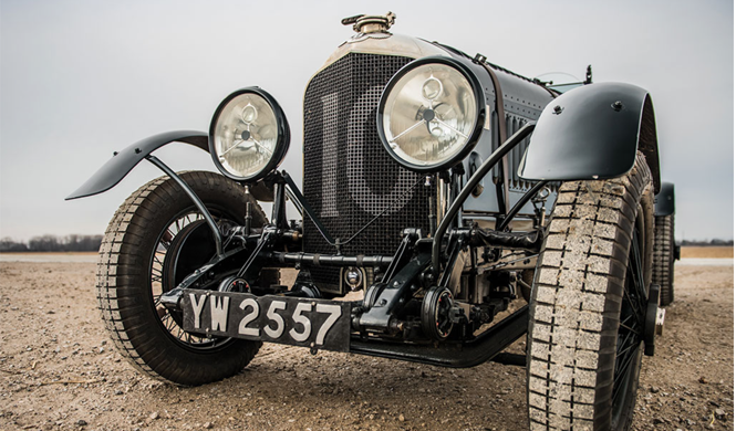bentley lemans racer 1928