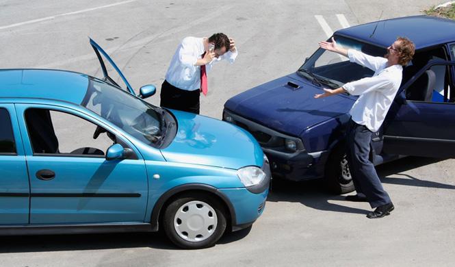 Así intentan estafar los españoles a su seguro de coche