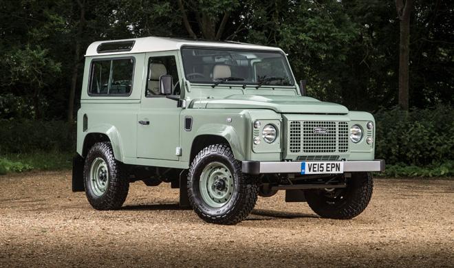 La extraña resurrección del Land Rover Defender
