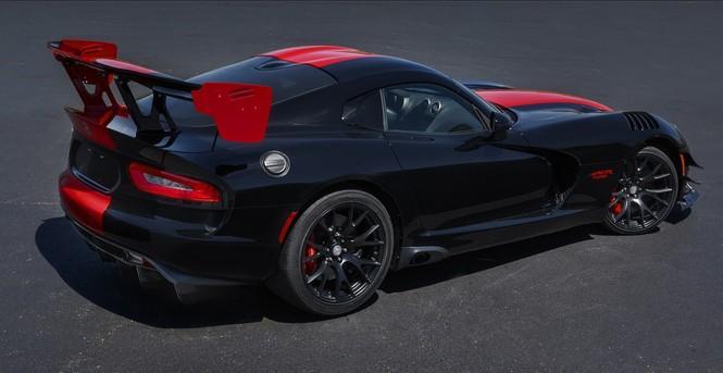La producción del Dodge Viper finalizará en agosto