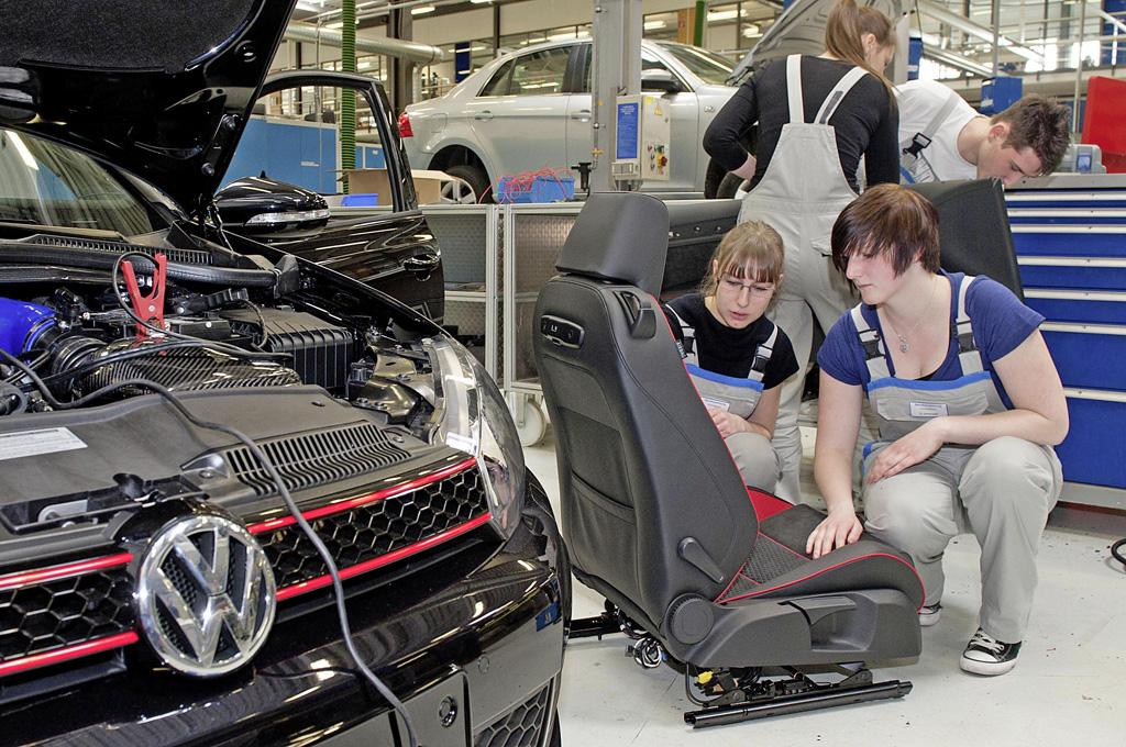 El coche más fabricado de España es...