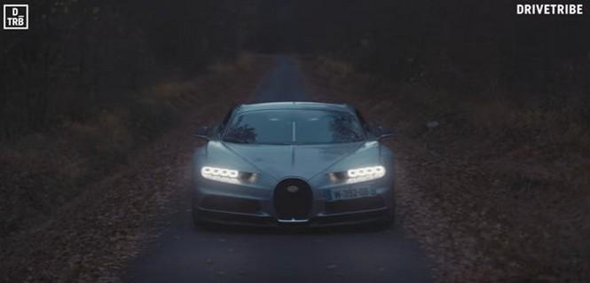 ¿Qué se siente al subirse en un Bugatti Chiron?