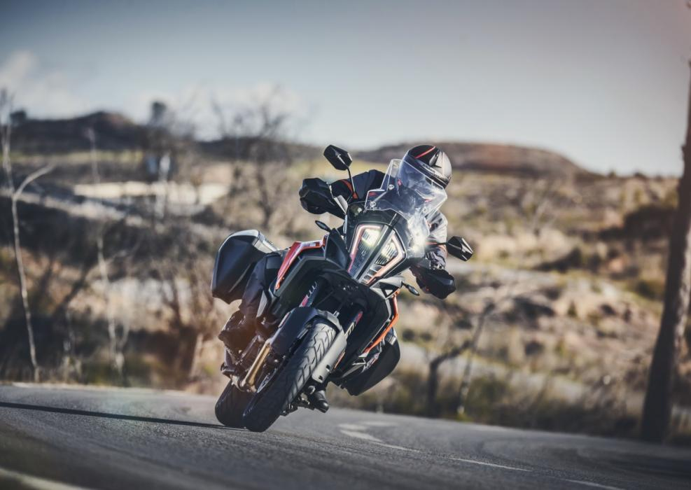 Prueba KTM 1290 Super Adventure 2017: lo más trail de KTM