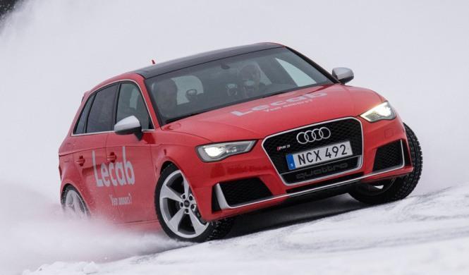 Vídeo: Andreas Mikkelsen nos enseña a conducir sobre nieve