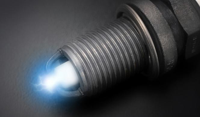 Bujías láser para mejorar la eficiencia
