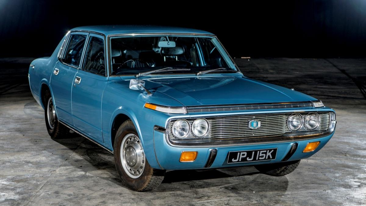 Toyota Crown 1972