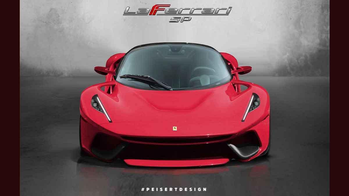 Ferrari LaFerrari SP