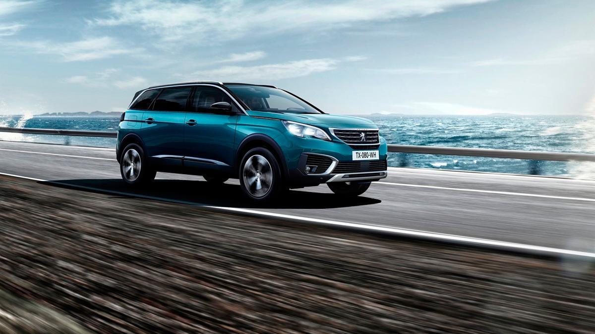 Los precios del nuevo Peugeot 5008: desde 27.100 euros