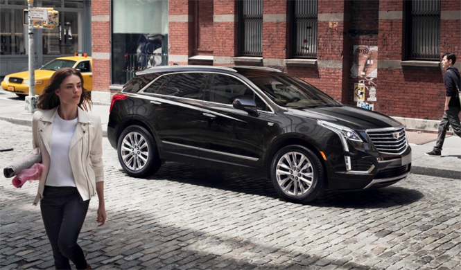 Cadillac XT3, ¿estará el nuevo SUV listo en 2018?