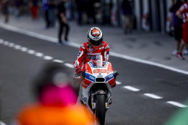 Ducati también realizará un test privado en Jerez