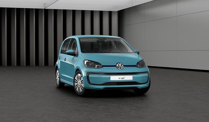 El precio del nuevo VW e-up!: desde 28.050 euros