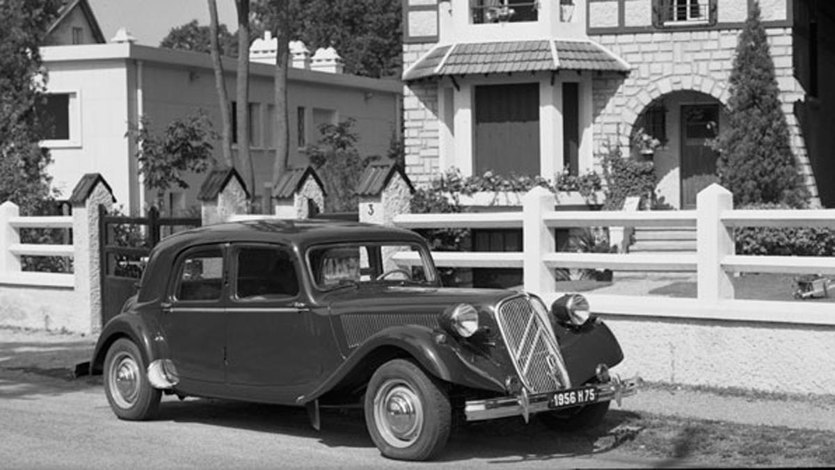 Citroën Traction Avant (II)