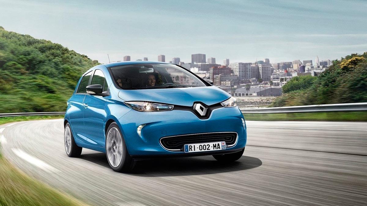 Renault Zoe ventas enero España