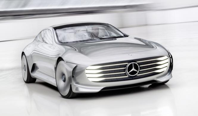 Así es la ofensiva de coche eléctrico que prepara Mercedes