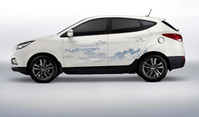 El nuevo Hyundai FCV se podría presentar en Ginebra 2017