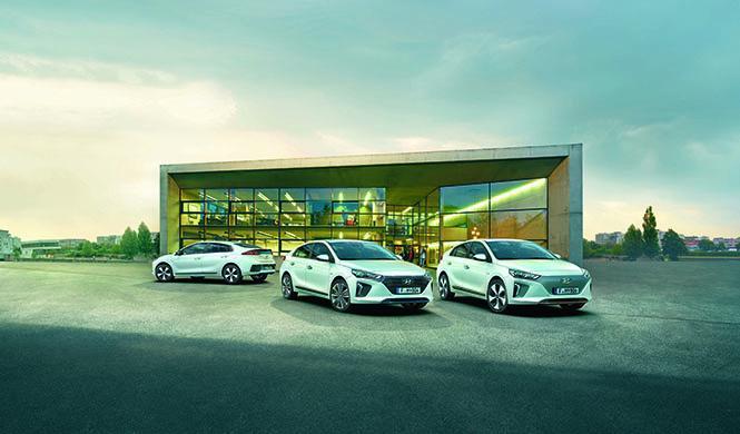 Hyundai IONIQ: el premiado invento del 3 en 1