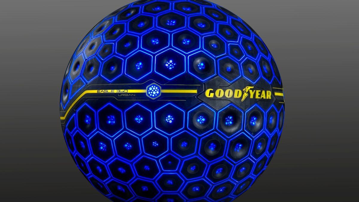 Goodyear Eagle 360 Urban