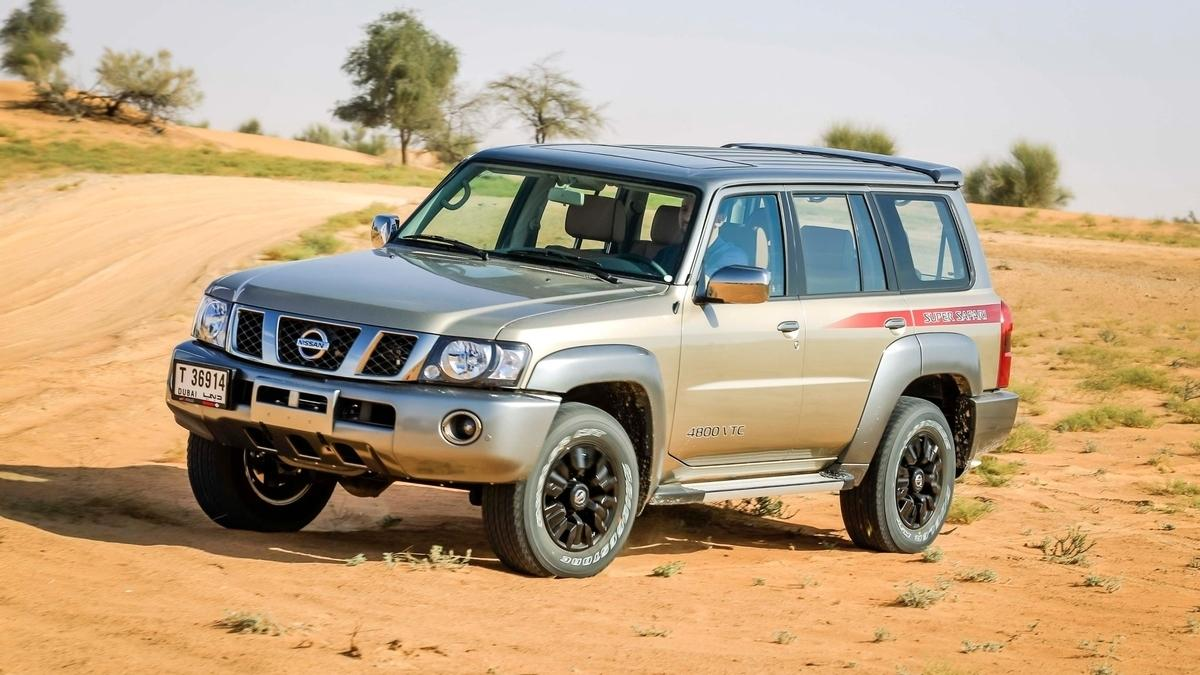 Nissan Patrol Super Safari 2017
