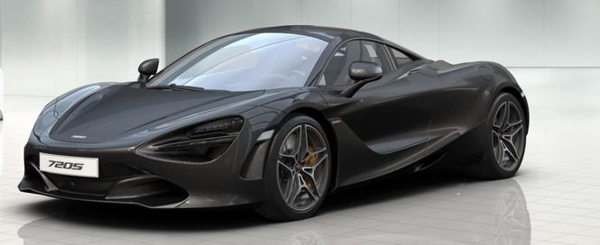 Ya puedes configurar el nuevo McLaren 720S