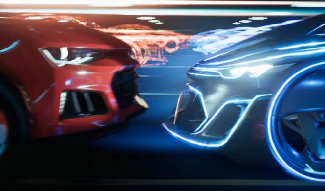 Vídeo: así son los anuncios de coches del futuro