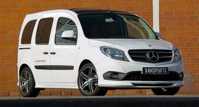 Mercedes Citan Vansports