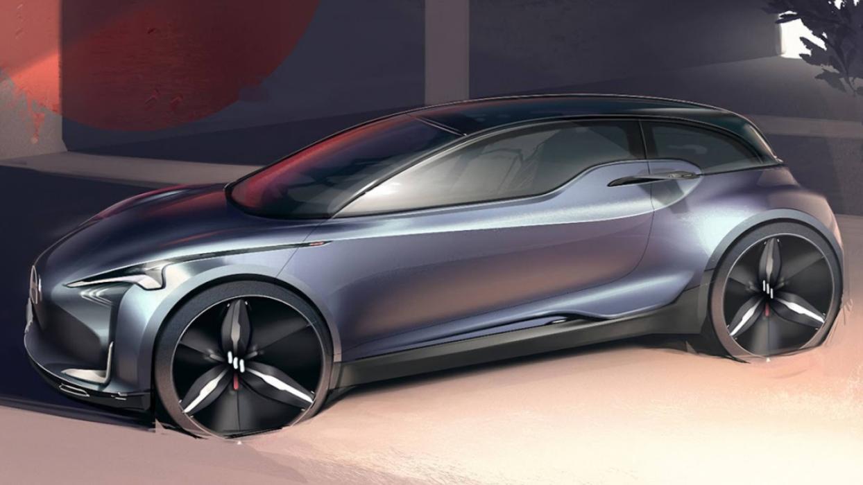 Buick Luna 2025 tres cuartos