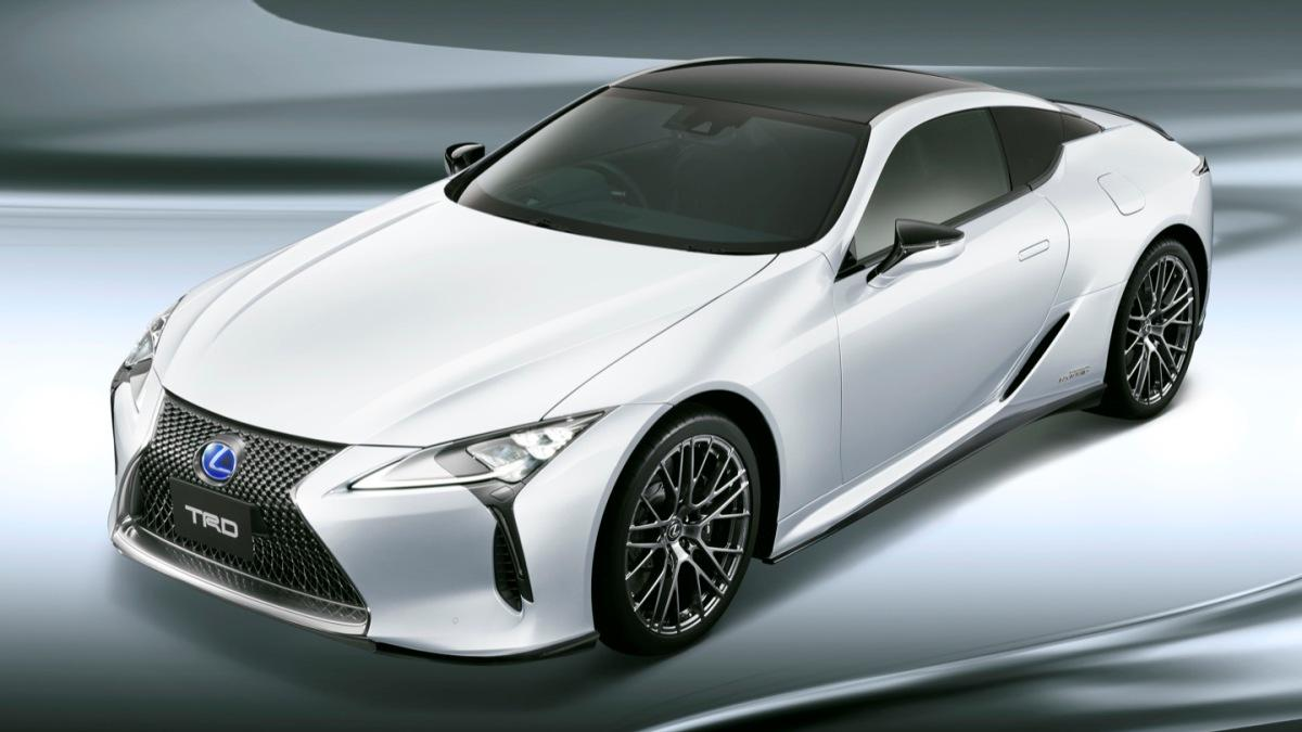 Lexus LC by TRD