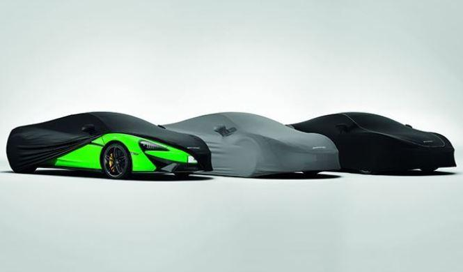 McLaren Sports Series accesorios