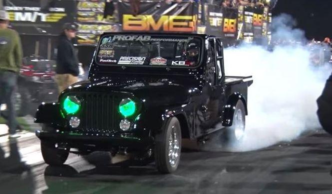 Vídeo: el Jeep más rápido del mundo