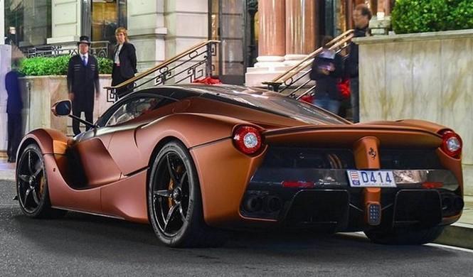 No me digas que este Ferrari LaFerrari no es precioso