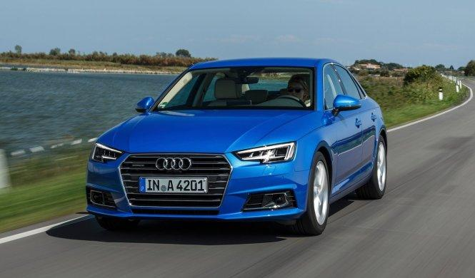 Parón de cuatro días en la producción del Audi A4 y Audi A5