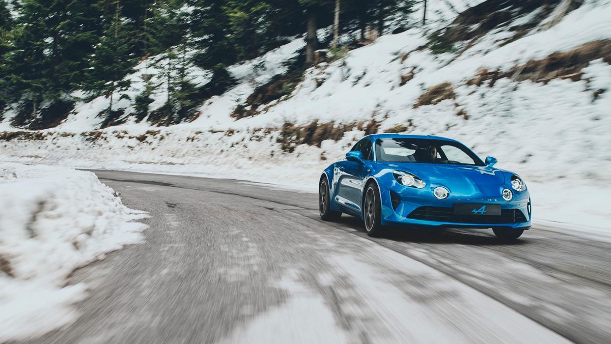 Alpine A110 2017 (I)