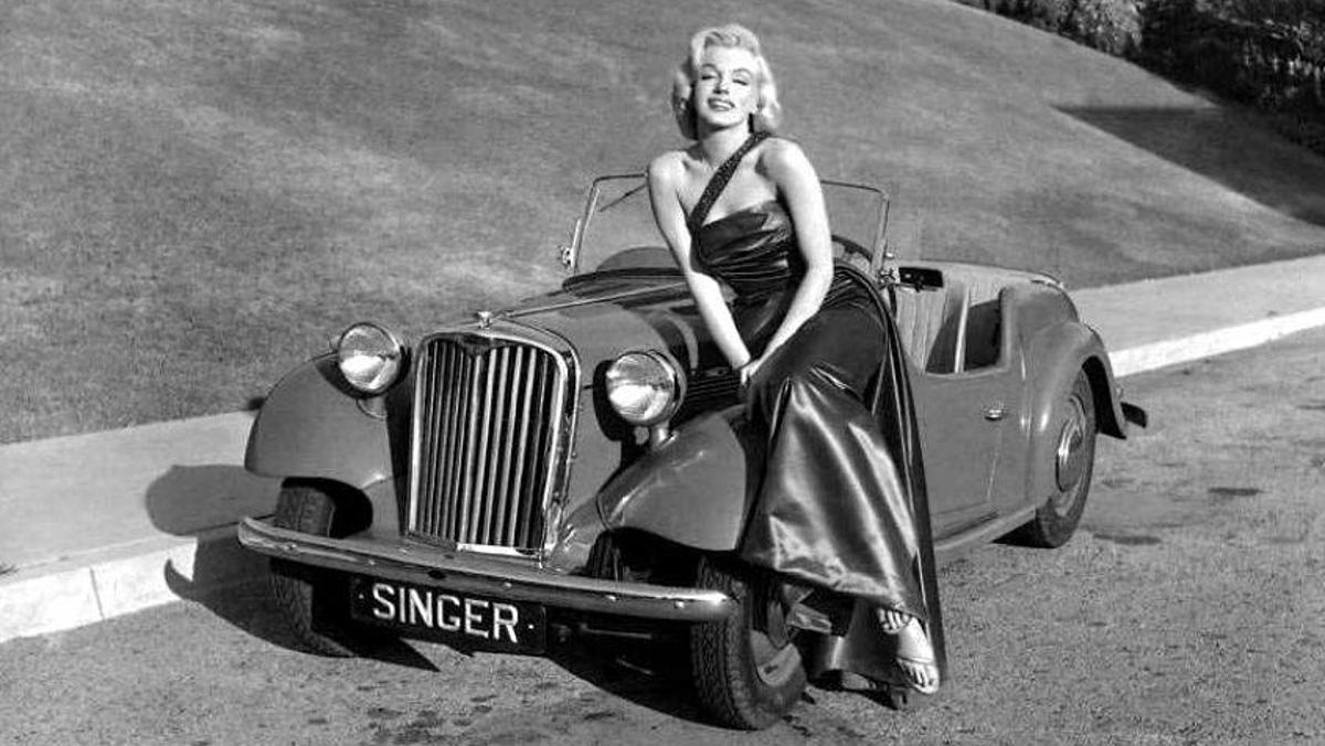 Singer 1953 Marilyn
