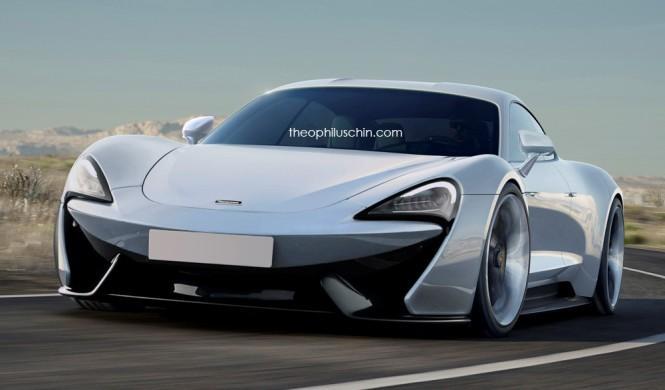 ¿Un McLaren Sport Series de 4 plazas?