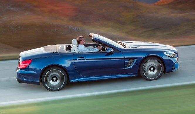 Nuevos detalles sobre el futuro Mercedes SL 2018
