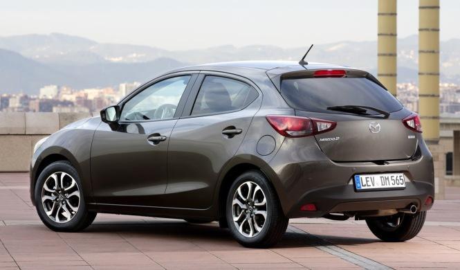 El primer modelo eléctrico de Mazda llegará en 2019