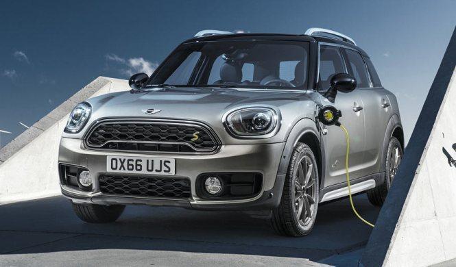 El Mini eléctrico podría ser fabricado en Alemania