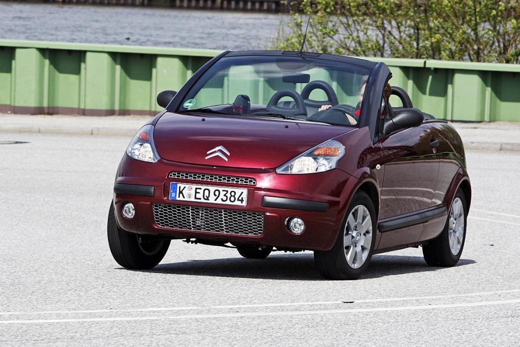 Citroën C3 Pluriel. Atención al deterioro de suspensiones y amortiguadores, óxid