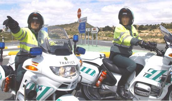 Llegan los controles 'dinámicos' de la Guardia Civil
