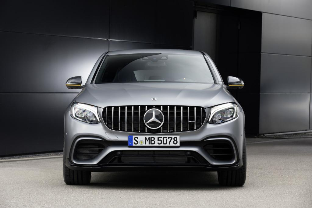 Mercedes-AMG GLC 63 4MATIC+ y GLC 63 4MATIC+ Coupé