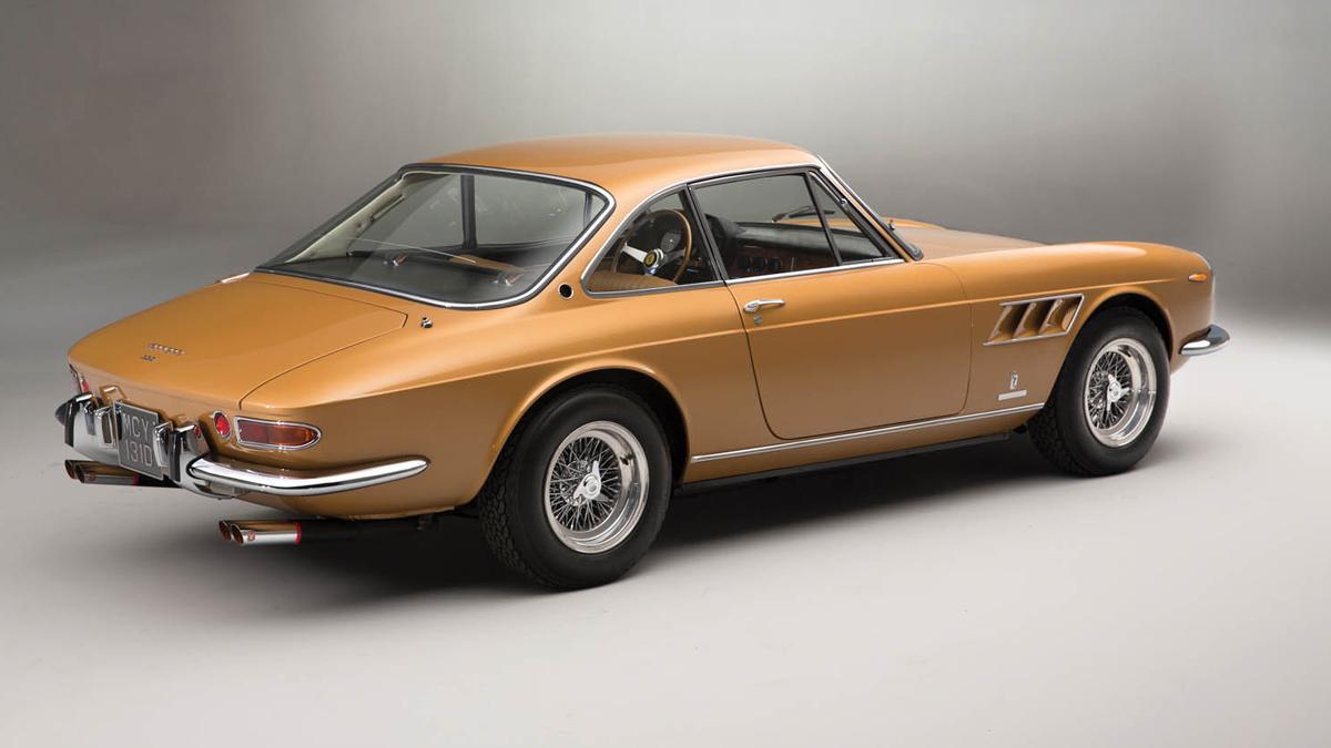 subasta Ferrari 330 GTC 1966