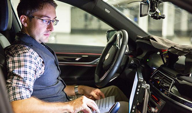 BMW e Intel tendrán listo su coche autónomo en 2021