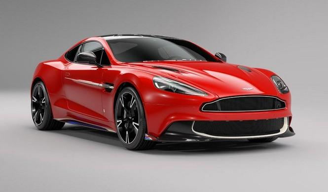 Aston Martin Vanquish S Red Arrows