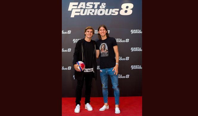 Presentación de 'Fast & Furious 8' en Madrid