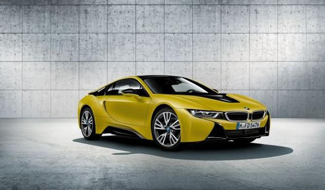 Las novedades del Grupo BMW en el Salón de Shanghai 2017