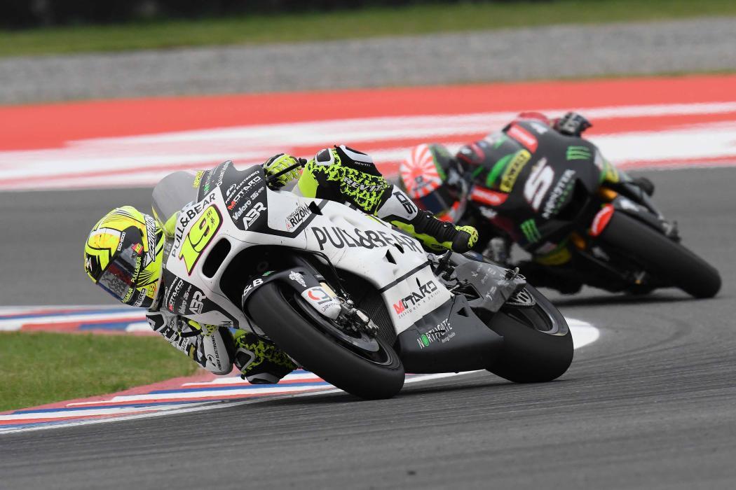 Álvaro Bautista vuelve al lugar que se merece en MotoGP