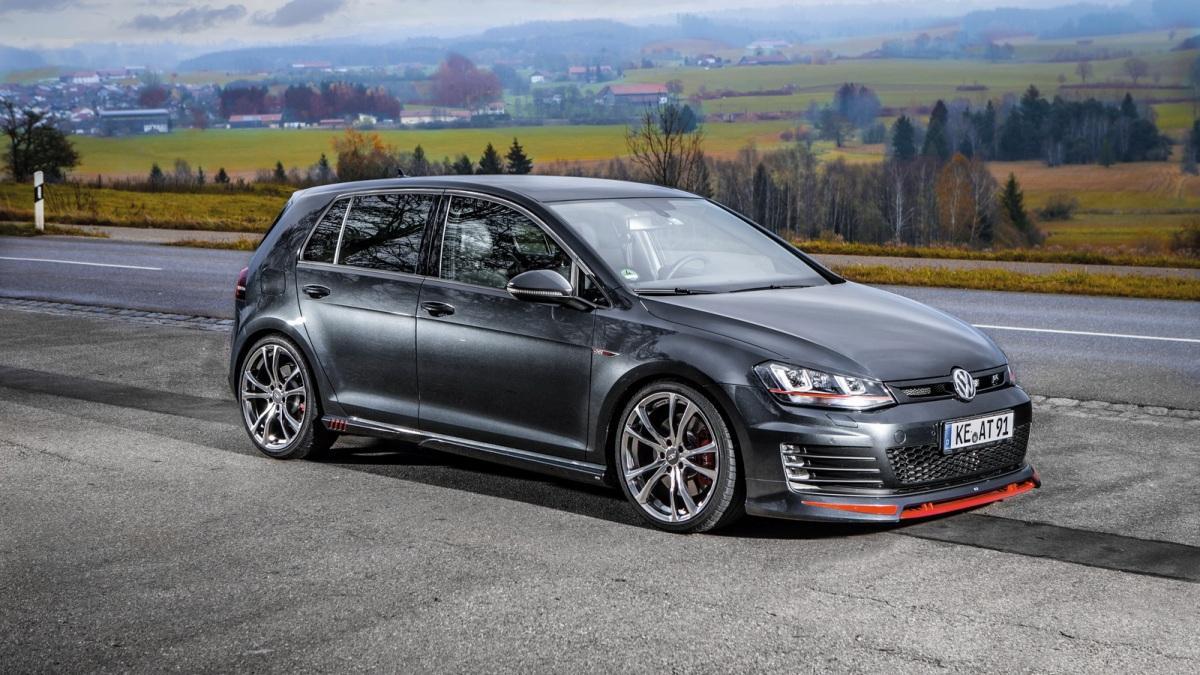 Volkswagen Golf by ABT