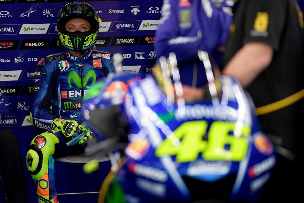 La cuenta pendiente de Valentino Rossi con Austin
